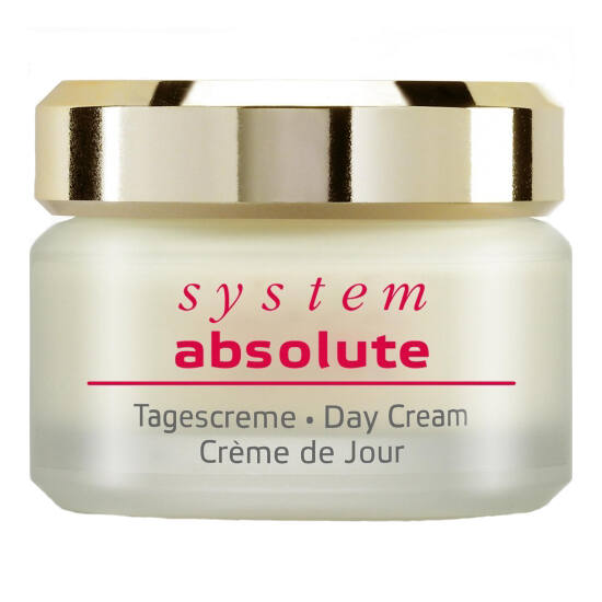 Annemarie Börlind System Absolute Anti-aging nappali krém (gazdag textúrával)