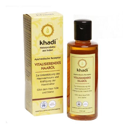 Khadi hajolaj vitalizáló - hajnövekedés serkentésére