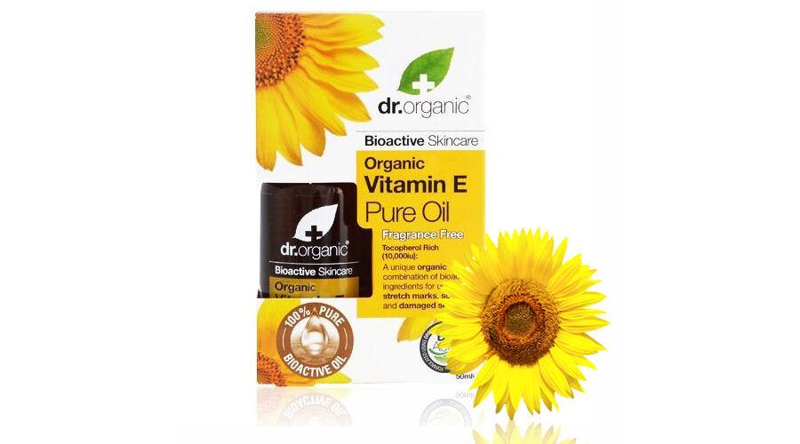 c00b4a7a92 Kép 1/1 - Dr. Organic Bio természetes E- vitamin olaj