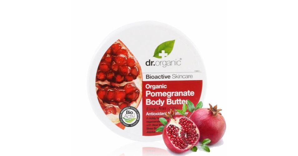 Dr. Organic Bio gránátalma testápoló vaj